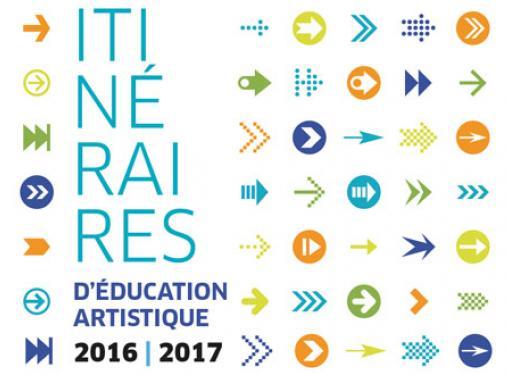 Les Itinéraires d'éducation artistique : partir à la découverte, ensemble…