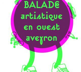 Balades artistiques en ouest Aveyron
