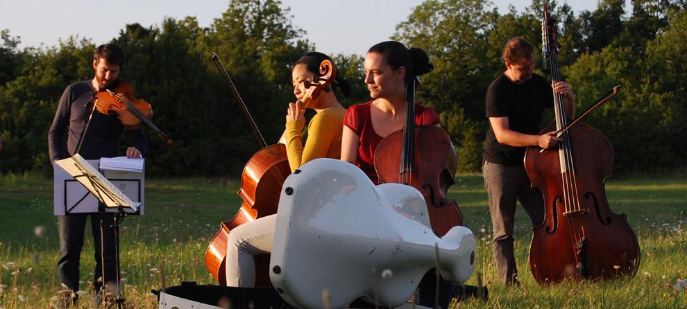 Orchestre et chant en Aveyron